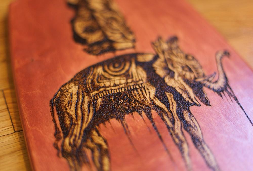 The Elephants – Longboard